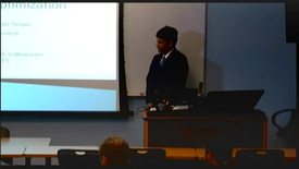 Thumbnail for entry ORIE 9000 Colloquium - Balasubramanian Sivan: Prior Robust Optimization