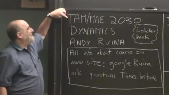 Thumbnail for channel TAM 2030 - Dynamics - Spring 2013