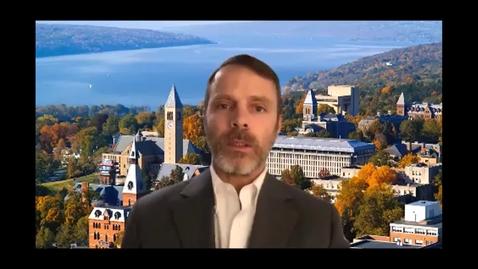 Thumbnail for entry Johnson COVID-19: Macroeconomic Trends, Prof. Ori Heffetz (Apr. 3, 2020)