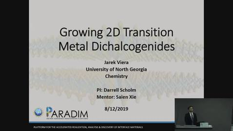 Thumbnail for entry 2019_NNCI_REU_Presentations_-_Jarek_Viera