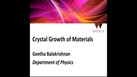 Thumbnail for entry CrystalGrowthMaterials3.mp4