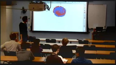 Thumbnail for entry CAM Bill Sears Club Lecture - Lionel Levine, Department of Mathematics, Cornell University