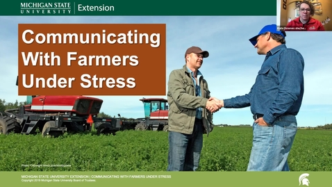 Thumbnail for entry Communicating with Farmers Under Stress with NY FarmNetedited