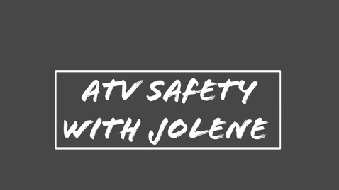 Thumbnail for entry ATV safety_1