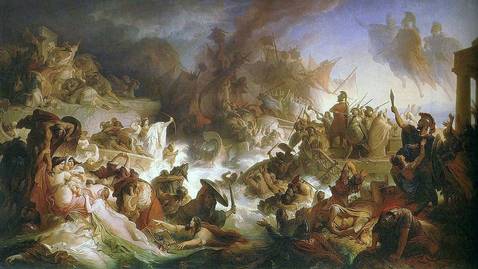 Thumbnail for entry Salamis and Actium: Two Decisive Battles