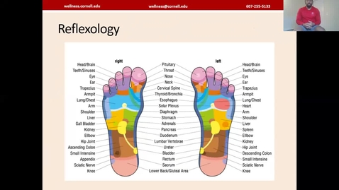 Thumbnail for entry Make It Happen Monday: Reflexology