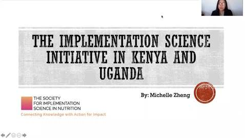 Thumbnail for entry The Implementation Science Initiative in Kenya and Uganda