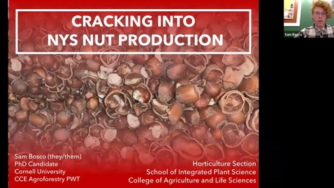 Thumbnail for entry Basics of Nut Production