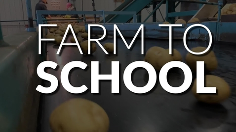 Thumbnail for entry Farm to School Smashed Potatoes