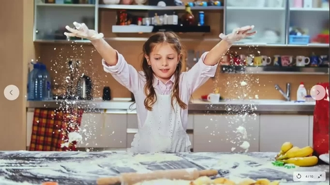Thumbnail for entry Benefits of Cooking with Kids