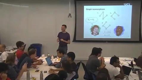 Thumbnail for entry Graph Isomorphism -- Professor Jens Groth