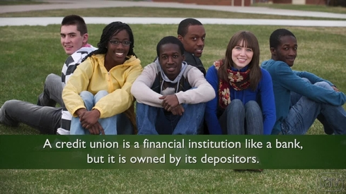What is a credit union?