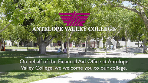 AVC - Introduction to Our Financial Aid TV Service