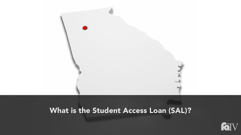 What is the Student Access Loan (SAL)?