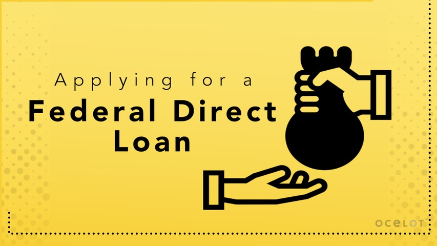 Trending Video Applying for a Federal Direct Loan