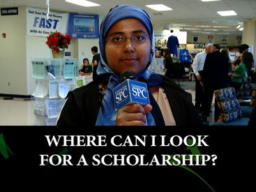 Where can I look for a scholarship?