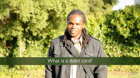 What is a debit card?
