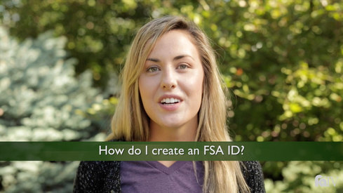 How do I create an FSA ID?