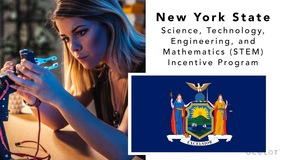 Thumbnail of New York State Science, Technology, Engineering and Mathematics (STEM) Incentive Program