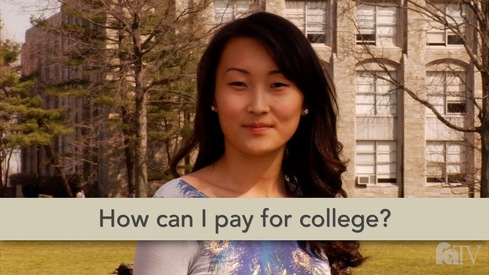 How do I pay for college?