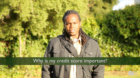 Why is my credit score important?