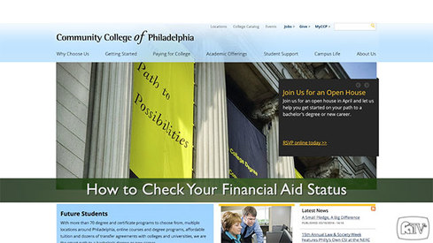 How to Check Your Financial Aid Status