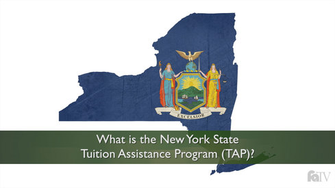 What is the New York State Tuition Assistance Program (TAP)?