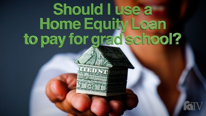 I Am Thinking About Using A Home Equity Loan To Pay For My
