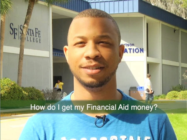 I need help on my finacial aid online.?
