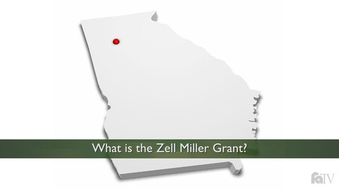 What is the Zell Miller Grant?