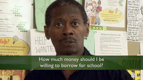 How much money should I be willing to borrow for school?