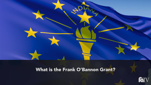 What is the Frank O'Bannon Grant?