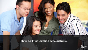 Thumbnail of How do I find outside scholarships?