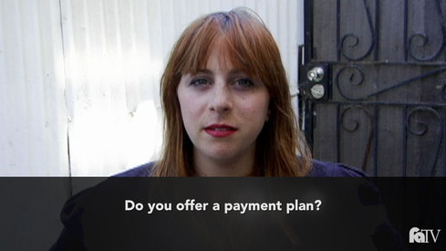 Do you offer a payment plan?
