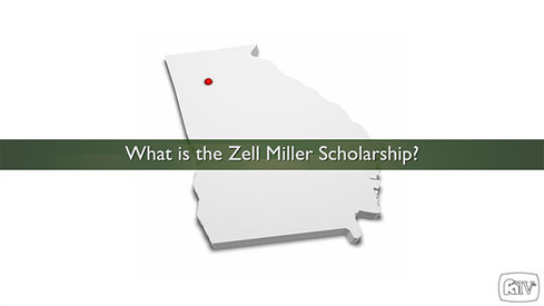 What is the Zell Miller Scholarship?