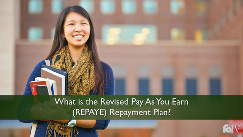 What is the Revised Pay as You Earn (REPAYE) Repayment Plan?