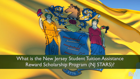 What is the New Jersey Student Tuition Assistance Reward Scholarship Program (NJ STARS)?