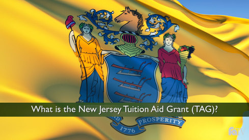 What is the New Jersey Tuition Aid Grant (TAG)?