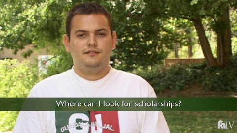 Where can I look for scholarships?