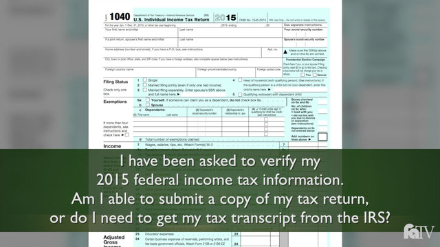 how to get a copy of my tax return