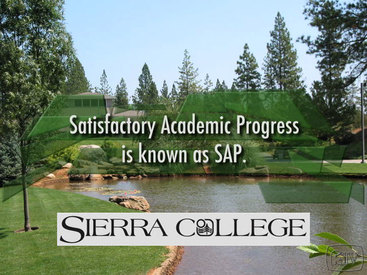 Sierra Satisfactory Academic Progress Policy