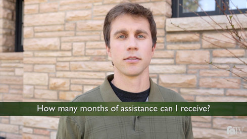 How many months of assistance can I receive?