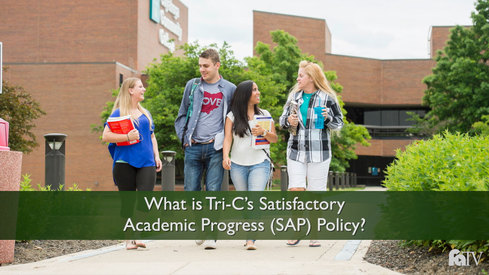 What is Tri-C's Satisfactory Academic Progress (SAP) Policy?
