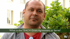 Thumbnail of What is the TEACH Grant Agreement to Serve?