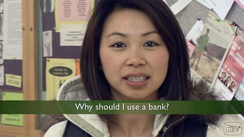 Why should I use a bank?