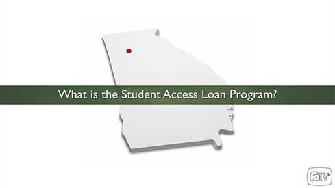 What is the Student Access Loan Program?