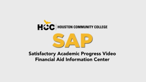 Satisfactory Academic Progress (SAP) at HCC