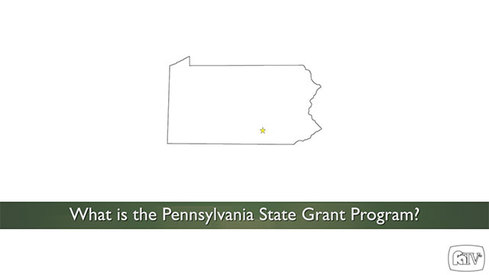 What is the Pennsylvania State Grant Program?