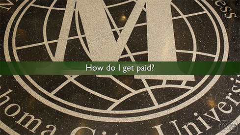 How do I get paid?