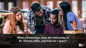 Thumbnail of What scholarships does the University of St. Thomas offer and how do I apply?